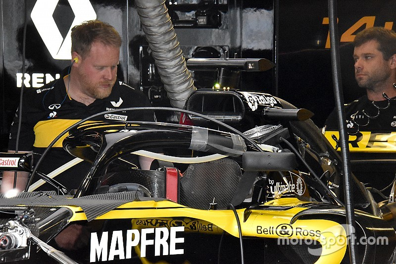 Renault's revised halo mirrors revealed