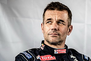 Sebastien Loeb fährt Rallye Dakar 2019 im privaten Peugeot