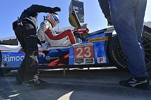 IMSA Reporte de pruebas El Ligier de Alonso 11º en Daytona, lejos del ritmo de los Cadillac