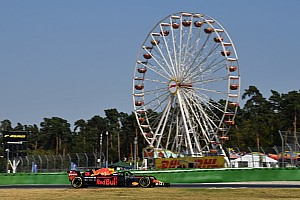 Live: Follow final practice for the German GP
