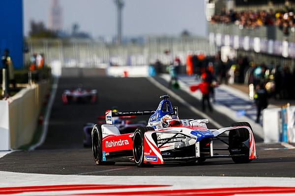 Mahindra barely had car ready for Marrakesh winner Rosenqvist