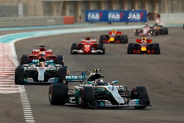 F1 突发新闻 F1将在2019年引入最低车手体重制度