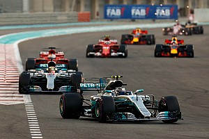 Formula 1 Breaking news Yas Marina circuit not suited for F1 cars - Hamilton