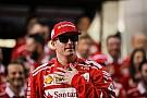 Raikkonen insiste en que aún tiene hambre de ganar en F1