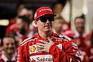 Forma-1 Räikkönen kezd hétfőn az új Ferrarival Barcelonában