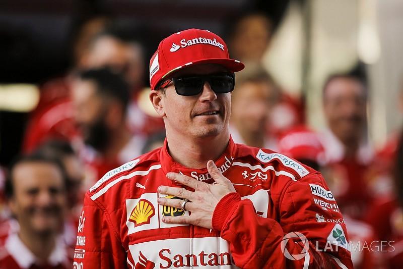 Räikkönen kezd hétfőn az új Ferrarival Barcelonában