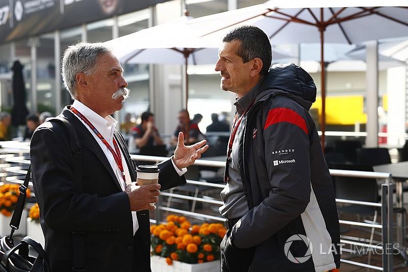 Steiner: 2021 motor önerisi F1 için 'iyi bir konsept'