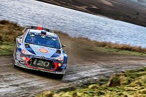 WRC Actualités Aucun pilote Hyundai n'a la garantie de faire tous les rallyes 2018