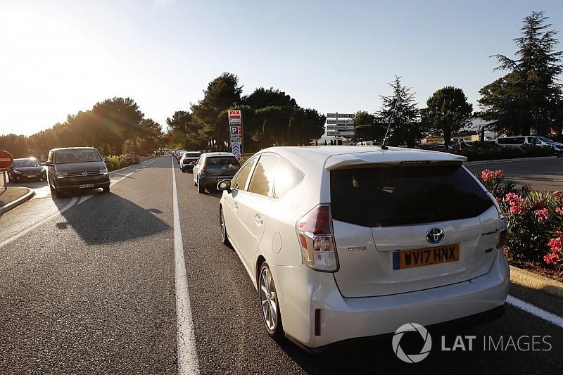 Brawn: Paul Ricard'daki trafik sorunu çözülecek