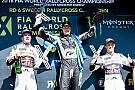 World Rallycross Sweden World RX: Kristoffersson scores third straight win