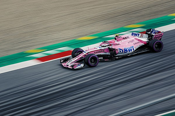 Force India drivers hurt by upgrade package delay