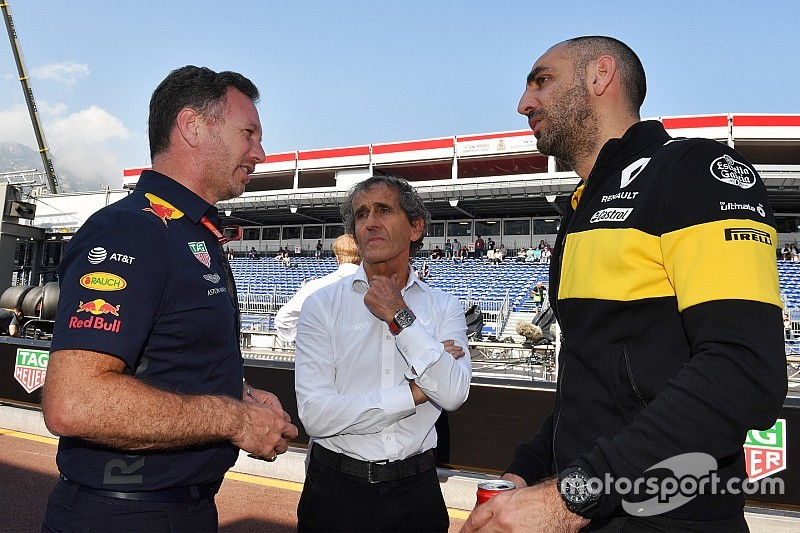 У Renault щасливі втратити Red Bull наступного сезону Ф1 — Прост