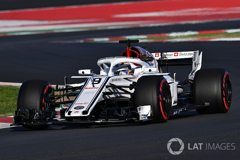 Ericsson reconhece valor, mas diz que pode bater Leclerc