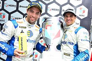 Stock Car Brasil Relato de classificação Serra/Oliveira garantem pole para Corrida de Duplas