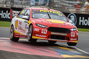 Supercars Practice report Adelaide 500: McLaughlin leads pre-Shootout practice