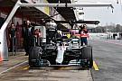 Tes Barcelona: Hamilton kuasai hari keempat, Red Bull bermasalah