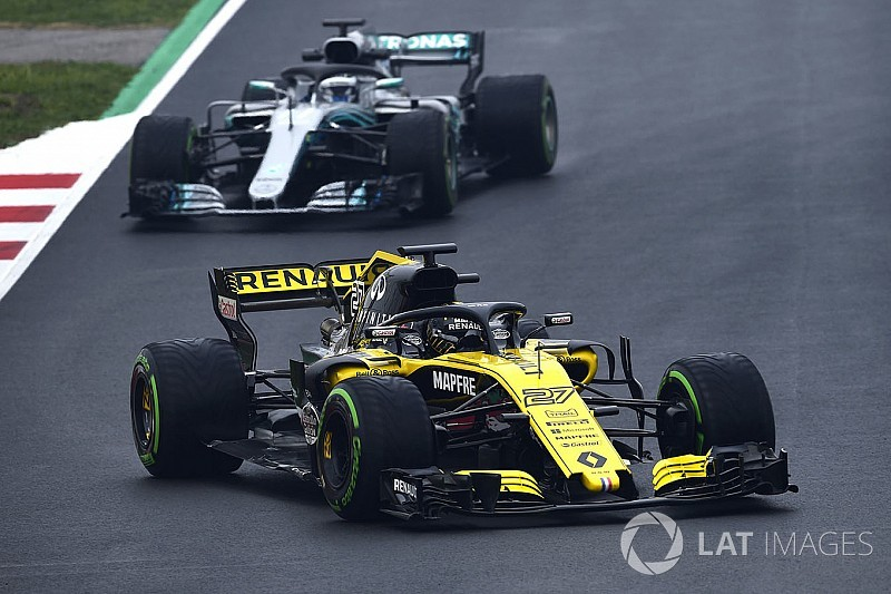 How Mercedes exposes the scale of Renault's challenge