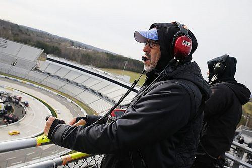 Chase Elliott's NASCAR spotter suspended after arrest