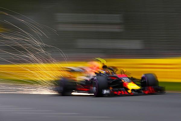 Red Bull differenzia la strategia: le RB14 partiranno con le supersoft