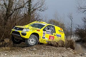 Rally Ultime notizie Suzuki parte alla grande nel Tricolore Cross Country con Codecà