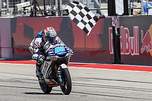 Moto2 Breaking news Moto3 points leader set for KTM Moto2 move