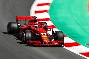 Formule 1 Analyse Technique - Les nombreuses modifications sur la Ferrari SF71H