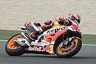 MotoGP Qatar MotoGP: Marquez leads Dovizioso in warm-up