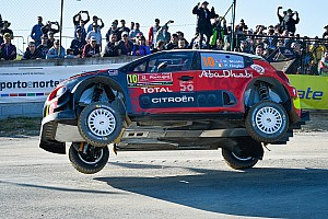 WRC Son dakika Meeke, Portekiz Rallisi'ndeki kazanın ardından hastaneye kaldırıldı