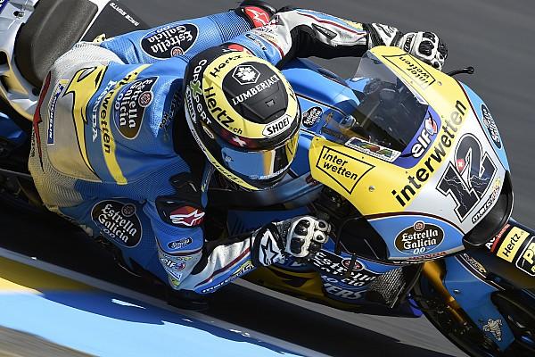 MotoGP I più cliccati Fotogallery : Thomas Lüthi nel Gran Premio di Francia