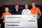 IndyCar Premio Louis Schwitzer a Toso e Montanari di Dallara Automobili