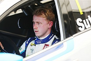BTCC Qualifying report Croft BTCC: Sutton leads Subaru 1-2 in qualifying