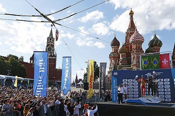 Formula E Così la F.E sbarca in Russia in televisione