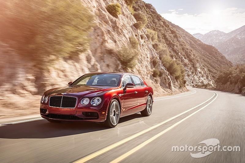 Bentley Flying Spur V8 S krijgt meer vermogen én betere wegligging
