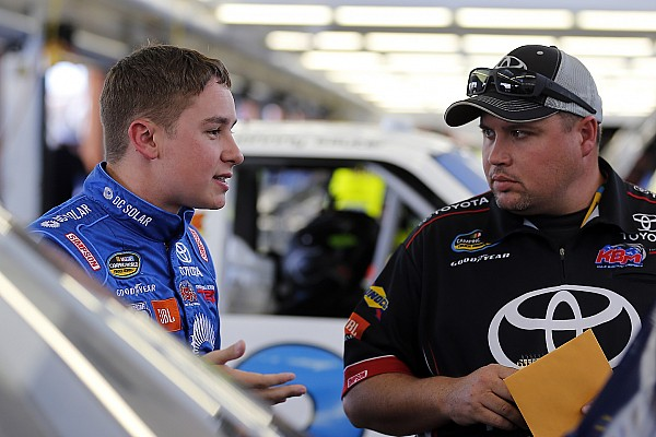 Two NASCAR Truck Series crew chiefs penalized