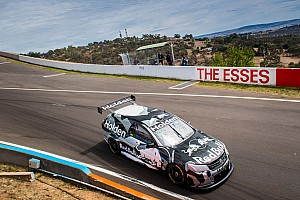 Supercars Breaking news Aero tests could determine V6 Supercar debut