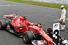 Гран При Японии: стартовая решетка в картинках