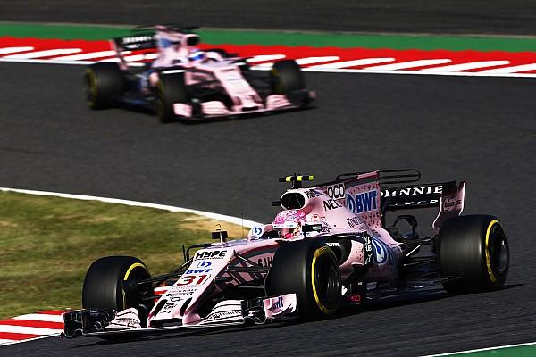 Перес призвал Force India отказаться от командных приказов