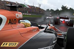 eSports Noticias El 'F1 2017' introduce las decoraciones actualizadas