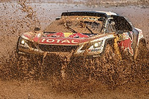 Cross-Country Rally Noticias de última hora El caos se apodera del Rally de Marruecos