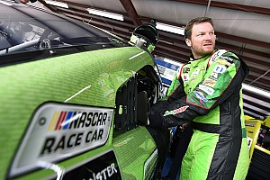 NASCAR Cup Qualifying report Dale Earnhardt Jr. earns pole for final Cup race at Talladega