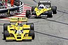 Legendás F1-es versenygépek Monacóban: 40 év