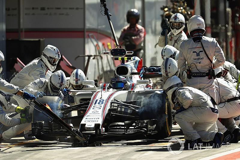 """Williams """"n'abandonnera pas"""" le rêve de gagner à nouveau"""