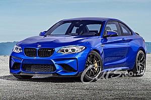 OTOMOBİL Son dakika BMW M2 CS'in detayları yavaş yavaş sızıyor