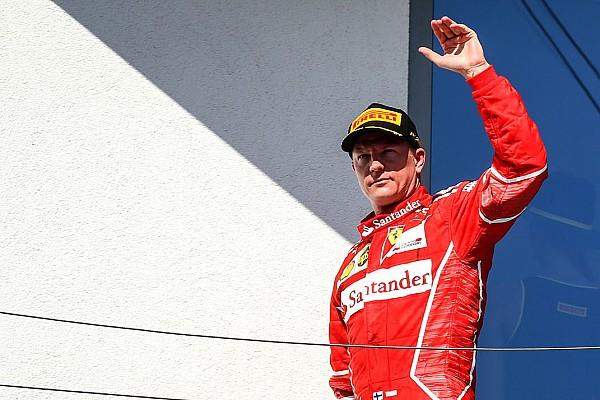 F1 Noticias de última hora Raikkonen se queda en Ferrari para 2018