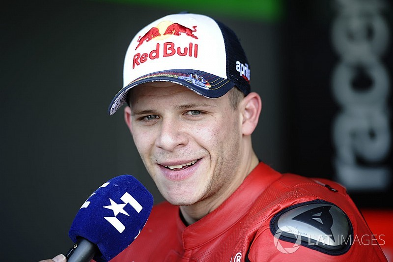 Bradl, Morbidelli'nin yerine Sachsenring'de yarışacak