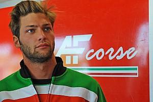 BES Ultime notizie Giorgio Roda al Montmelò con la Lamborghini di Grasser Racing