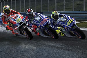 Virtual Special feature Review: Valentino Rossi The Game