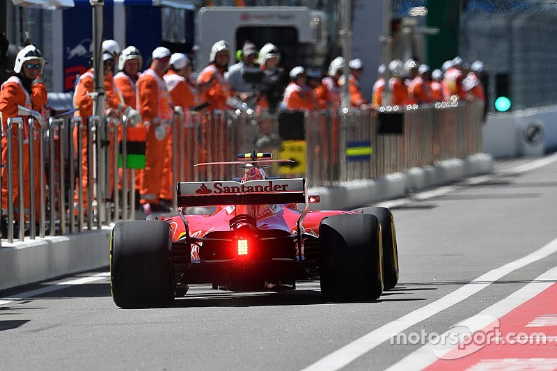 Гонщики Ferrari получили третьи из четырех разрешенных на сезон турбин