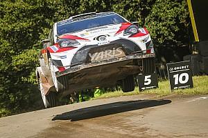 WRC 速報ニュース 【WRC】4位入賞ハンニネン「後半はポジティブなラリーが続き嬉しい」