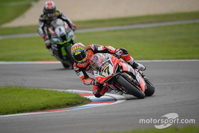 Chaz Davies (Ducati): Ich gehe das Extra-Risiko – warum werde ich bestraft?